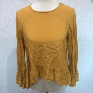 Great fall blouse.